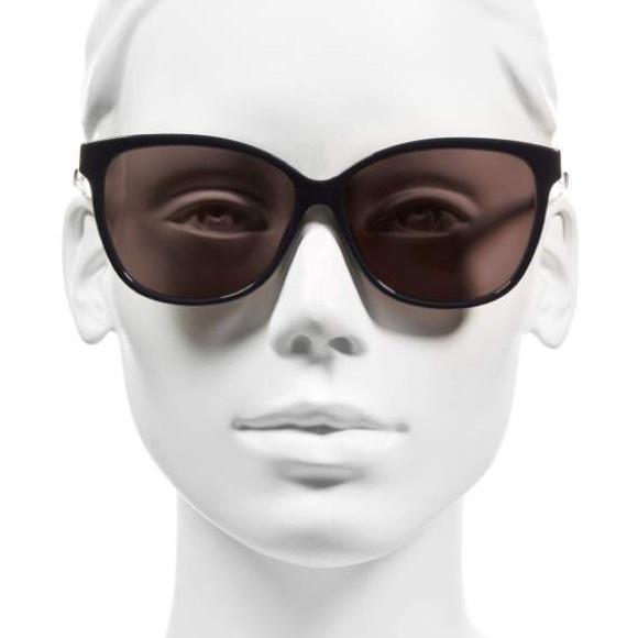 4c5e1c423f3d9 Dior Accessories - Dior Confident 2 Sunglasses Gold Black 57mm
